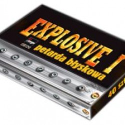 Explosive I (Pakuotėje 40vnt.)