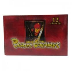 Pirates Caribes (Pakuotėje 12vnt.)