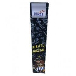 Piratų pokštai (Pakuotėje 6 vienetai)