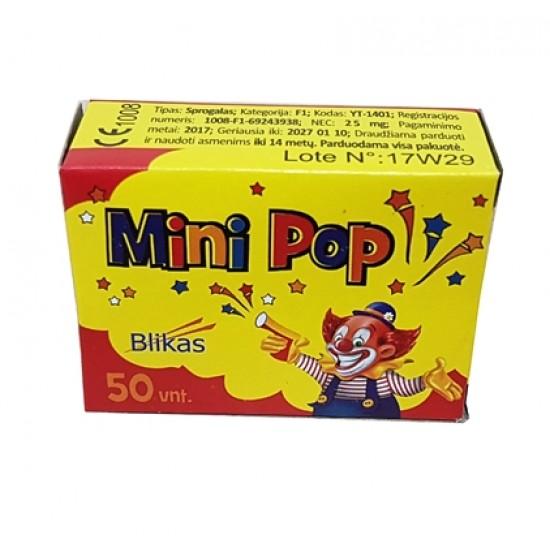 Mini Pop (Pakuotėje 50 vienetų)