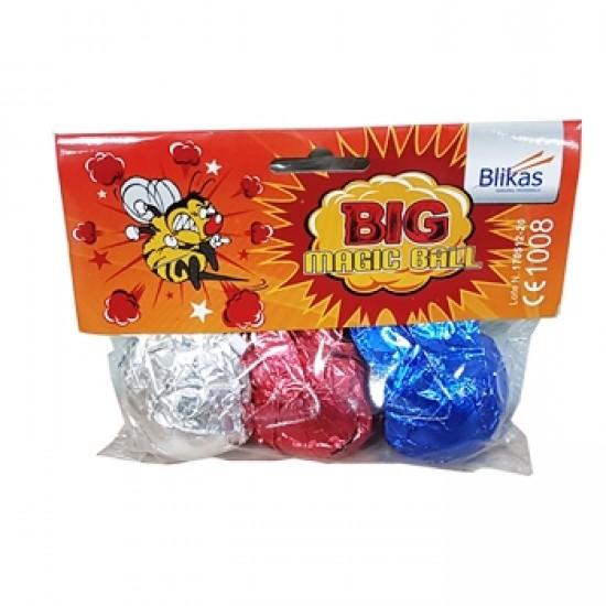 Big magic ball (Pakuotėje 3 vienetai)