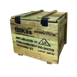 New big shots  (Wooden box)