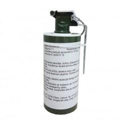 White smoke grenade