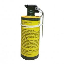 Yellow smoke grenade
